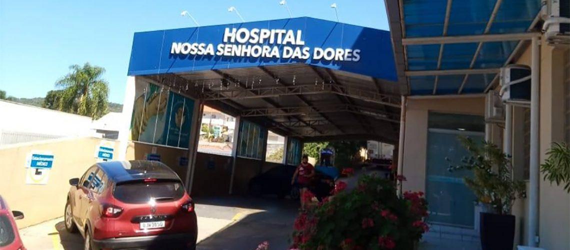 Cerca de R$ 27 mil foram destinados  ao Hospital Nossa Senhoras das Dores/Foto: Internet