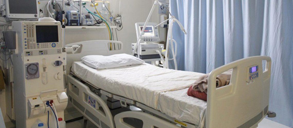 Foram disponibilizadas 10 novas camas de UTI eletrônicas que possuem alta tecnologia
