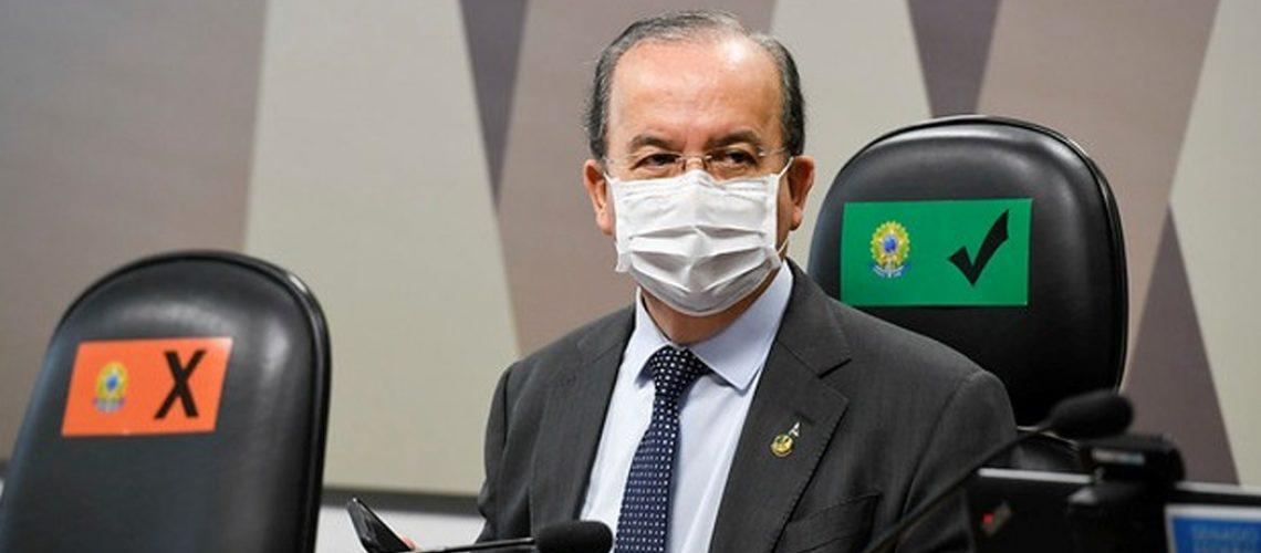 O senador Jorginho Mello (PL/SC) apresentou um projeto de lei (PL 385/2021) ao Senado Federal