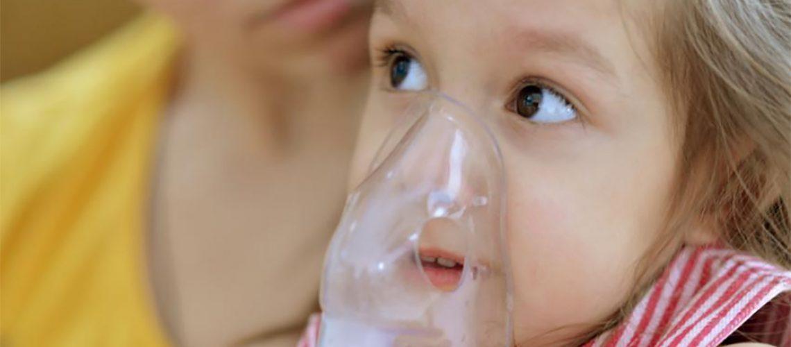 Pneumonia é a principal causa de morte em crianças de até 5 anos de idade/Foto: Internet