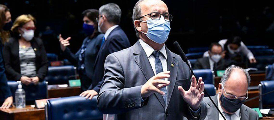 Jorginho Mello, que é  o único parlamentar do sul do país a integrar a CPI