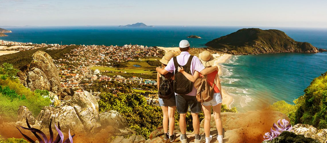 O Costão do Santinho Resort, figura entre os principais resorts do país