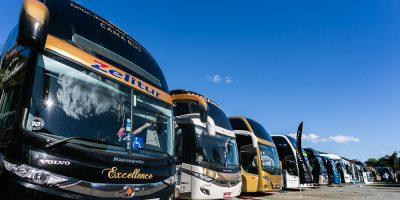 As empresas do segmento possuem capacidade de realizar suas viagens com os protocolos de segurança/Foto: Divulgação Aettusc