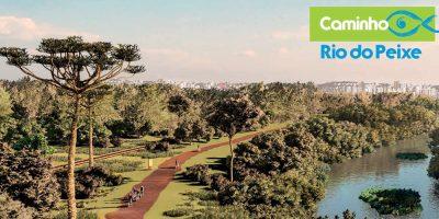 O Instituto Caminho Rio do Peixe tem por finalidade principal a implementação de um caminho verde
