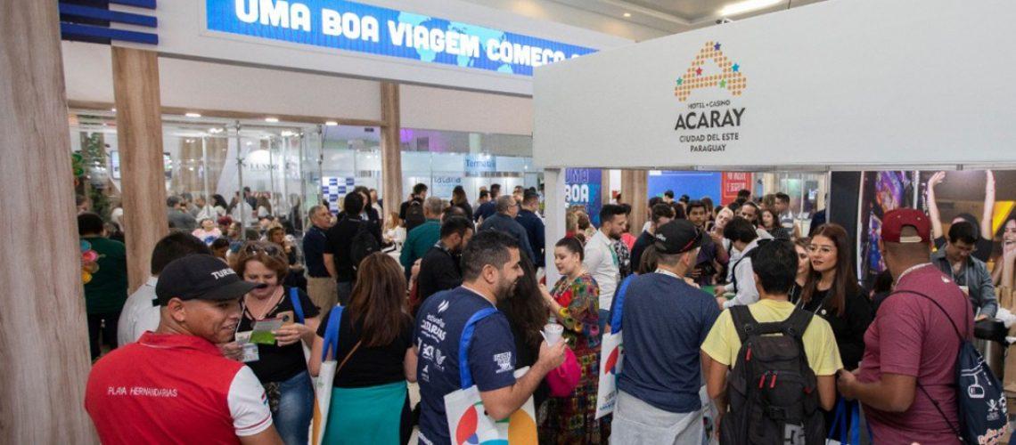 A Feira fecha com chave de ouro a programação do Festival das Cataratas em 2020