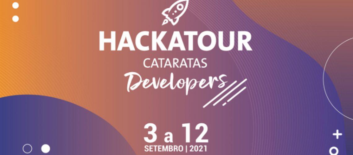 O Hackatour Cataratas Developers será promovido entre os dias 3 e 15 de setembro e já está com inscrições abertas no site www.hackatour.com