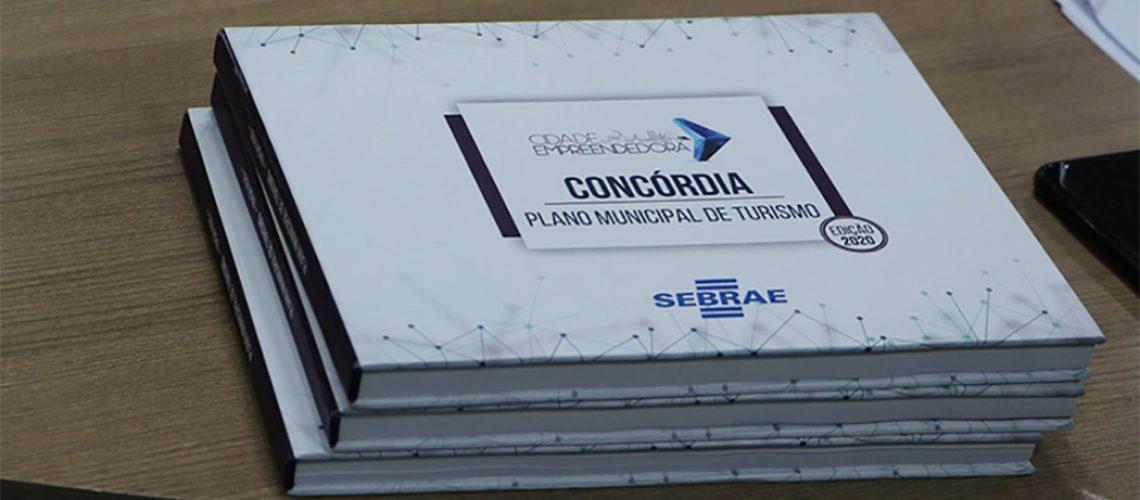 Concórdia será reconhecida, em 2025, como um dos principais destinos turísticos do interior de Santa Catarina/Foto: Assessoria