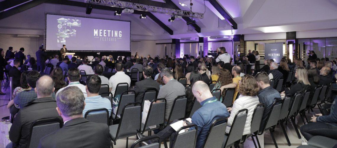 O Festuris Connection Meeting será um evento híbrido imperdível que vai acontecer nos dias 6 e 7 de novembro, em Gramado