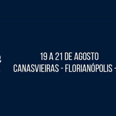 O evento que acontecerá de 19 a 21 de agosto, no Centro de Eventos Luiz Henrique da Silveira, em Canasvieiras, Florianópolis