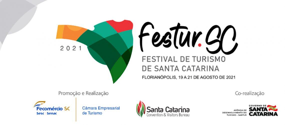 Primeira edição do Festur SC- Festival de Turismo de Santa Catarina ficará para o segundo semestre de 2022