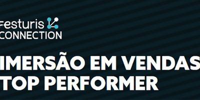 o Festuris Connection marcará o reinício das atividades com a imersão em vendas Top Performer