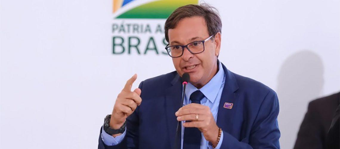 Gilson Machado Neto é o novo ministro do Turismo/Foto: Roberto Castro/Mtur