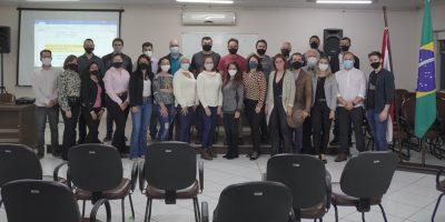 Uma ação desenvolvida pela Prefeitura de Herval d'Oeste em parceria com o Sebrae