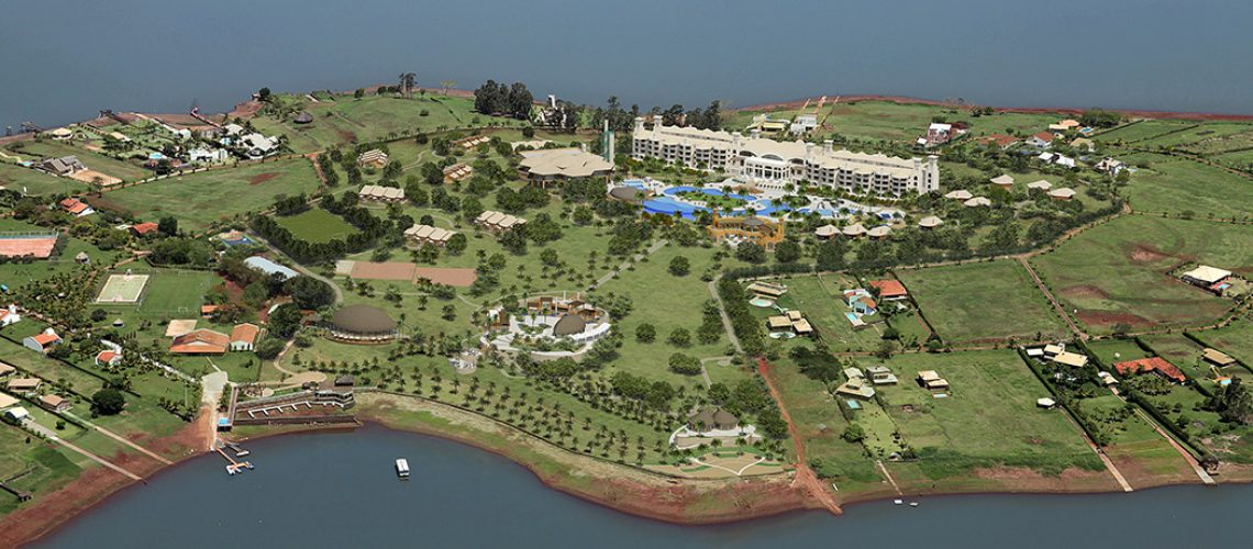 O Residence Club at the Hard Rock Hotel Ilha do Sol é um empreendimento de referência na hotelaria internacional