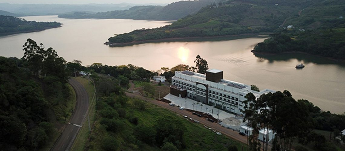 A AHI – Atlantica Hotels International chega a Itá, município localizado  no oeste do estado