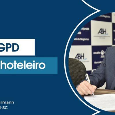 Rui Schurmann -Diretor-presidente ABIH-SC