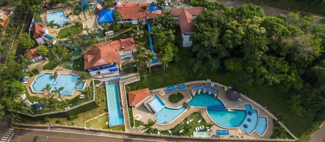Santa Catarina abriga a melhor água termal da América do Sul/Foto: Internet