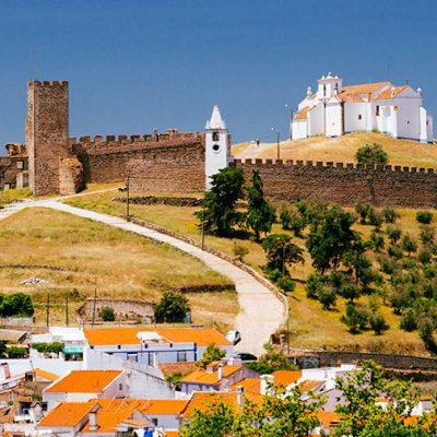 Castelo de Arraiolos  Foto: Victor Carvalho