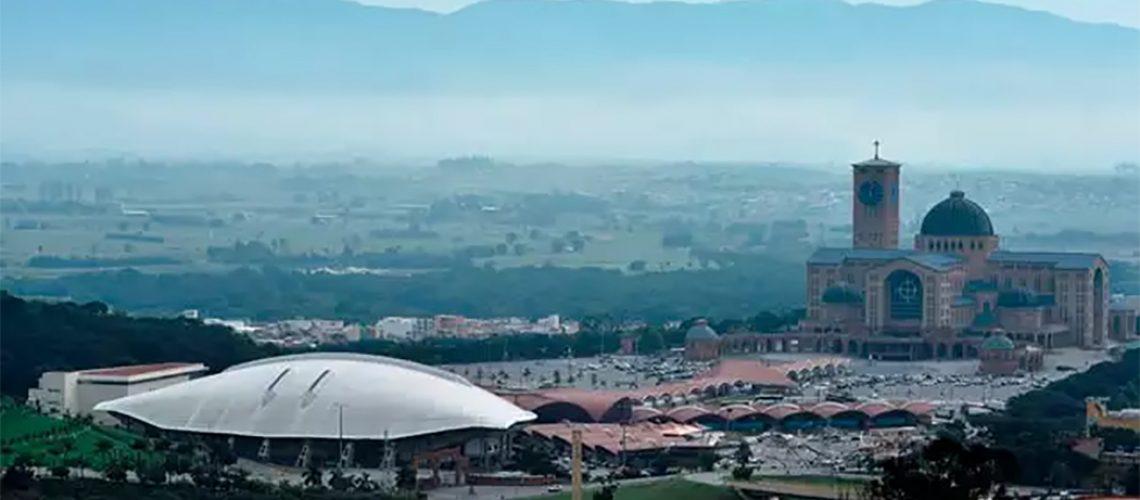 Complexo do Santuário Nacional/Foto: Thiago Leon