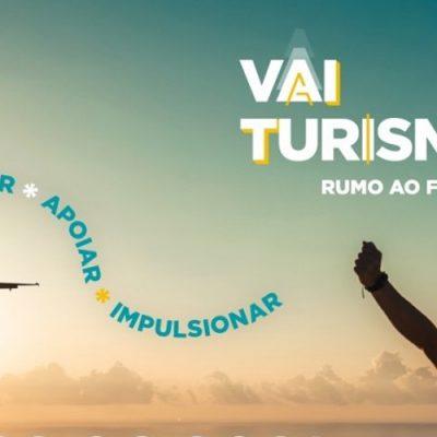 Projeto Vai Turismo, que será apresentado na próxima terça-feira (22), das 14h às 17h, em evento online e gratuito