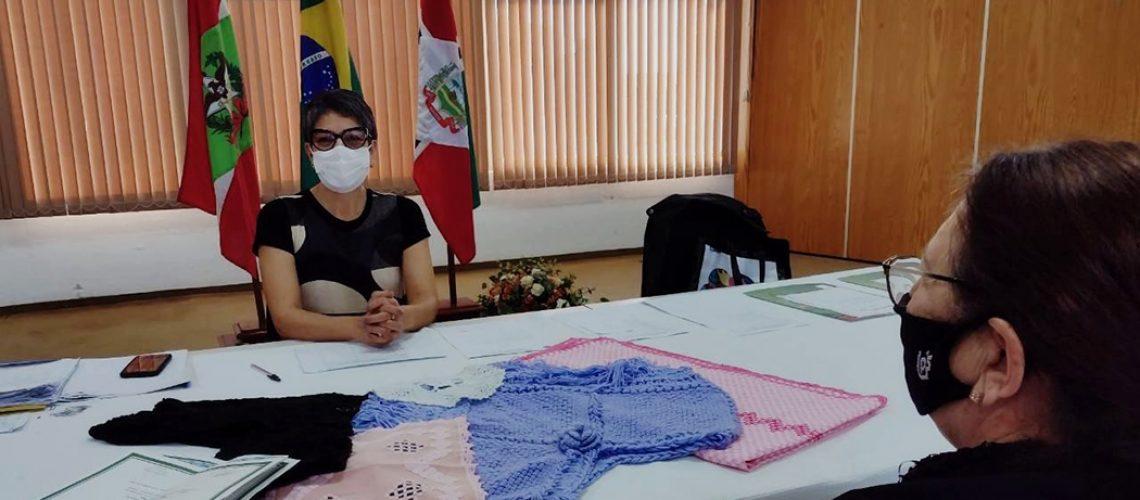 A proposta tem como objetivo ressaltar e valorizar a identidade cultural do município