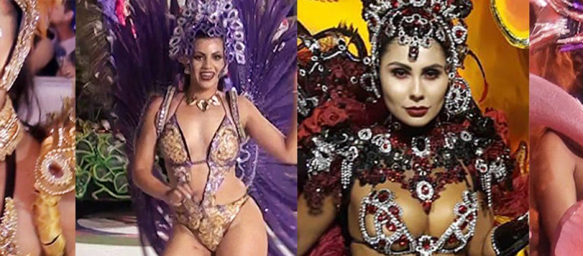 O Carnaval de Joaçaba é grandioso