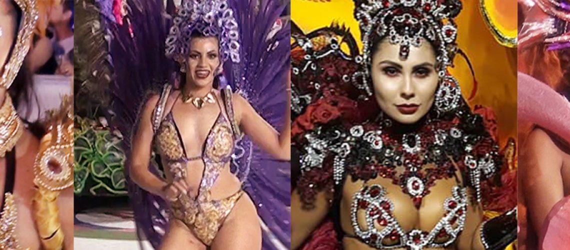 O Carnaval é destaque no  Vale dos Imigrantes