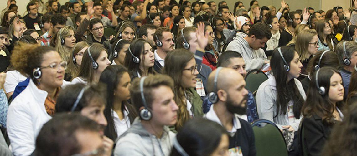 O Fórum representa uma oportunidade real de interação entre academia e mercado/Foto: Jean Pavão/Festival de Turismo das Cataratas