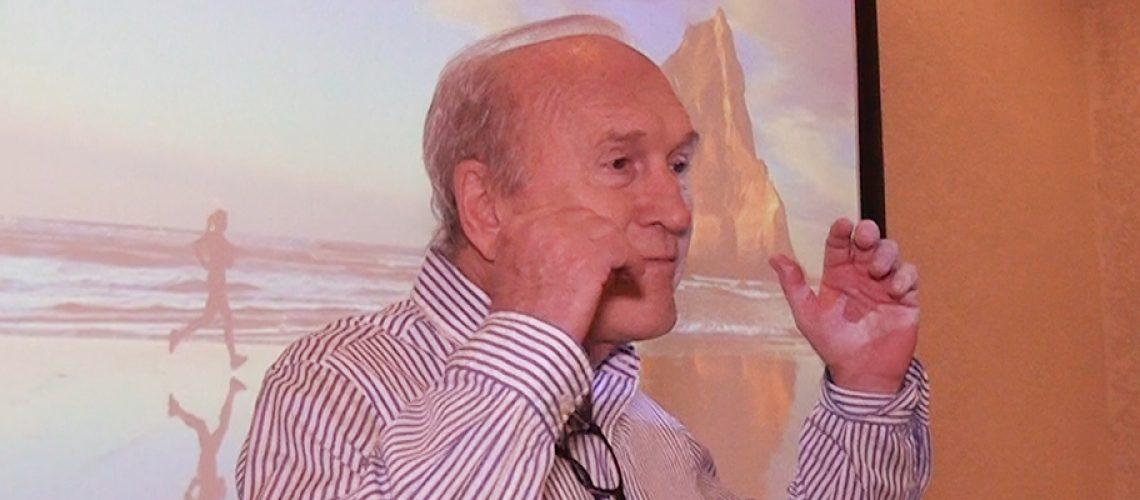 Neuso Rafagnin é presidente do Sindhotéis/Foto: Bom Dia SC