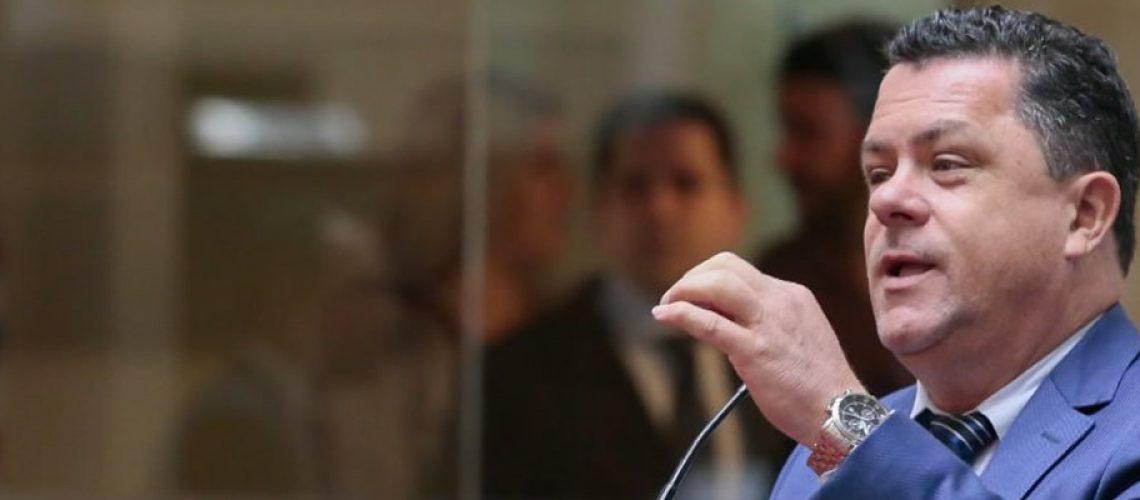 Deputado Ivan  Naatz - Presidente da Comissão de Turismo e Meio Ambiente da Alesc/Foto: Bruno Collaço - Divulgação - Agência Alesc