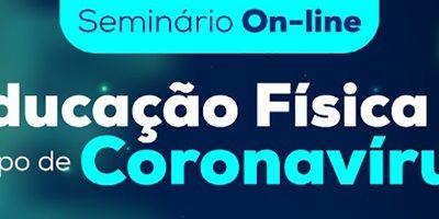 Unoesc promove seminário online Educação Física em tempo de Coronavírus/Foto: Assessoria de Imprensa