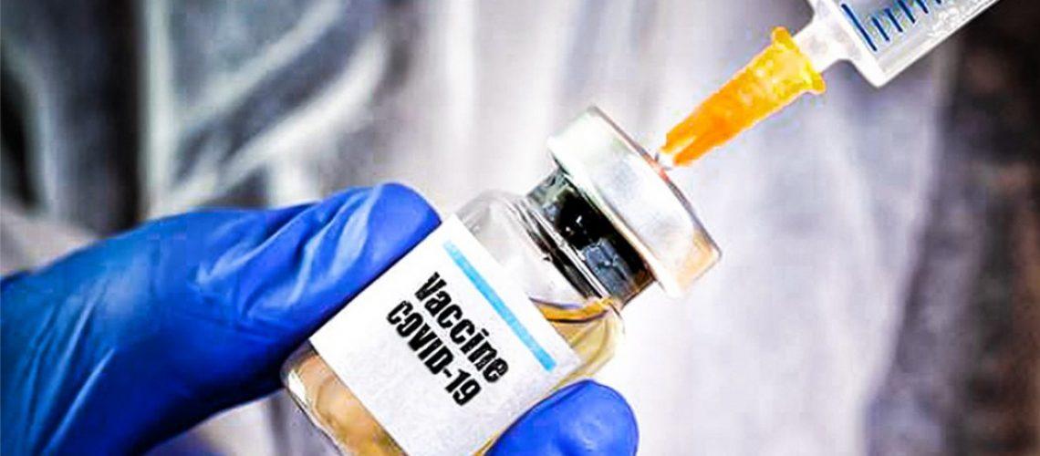 A vacinação acontece das 14h às 20h /Foto: Internet