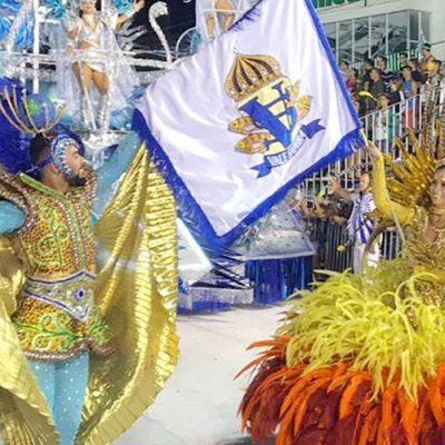 A Escola, que não realizou o desfile no ano de 2020 promete voltar à Avenida XV de Novembro em 2021