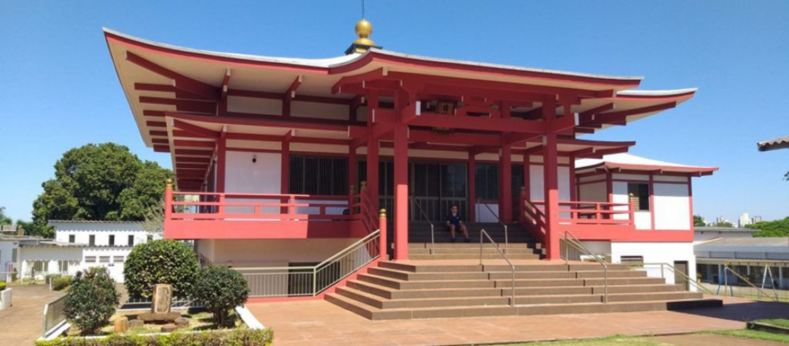 Templo Budista Jodoshu Nippakuji