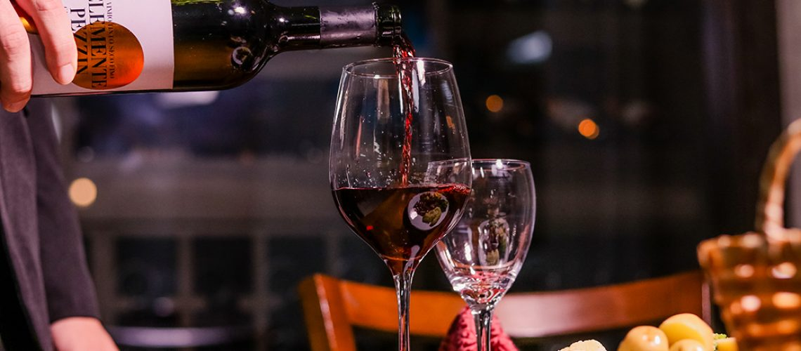 vinho machadinho resort